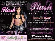 """PLUSH Saturdays"" @ Kitchen 305 ***Ladies Drink Free***"