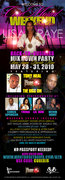 LisaRaye's 1st Annual Back 2 Business Mixdown Celebrity Weekend with The Core DJs