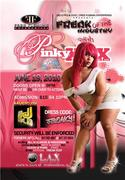 PINKY! PINKY! LIVE @ CLUBE L.A.X  in Wadsworth IL