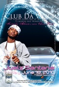 ~FRI 6/18~JUELZ SANTANA!! LIVE!! @CLUB DAVINCI!! (1 NIGHT ONLY!)