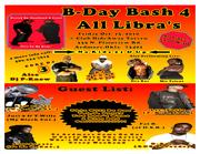 DJ J-ROC B-DAY BASH