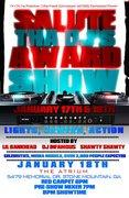 SALUTE THE DJ'S AWARD SHOW
