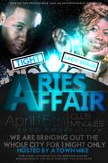~4/15~ ARIES AFFAIR! LADY SHACK & TIGHT B-DAY BLOWOUT! A-TOWN MIKE HOSTS!! @CLUB MINGLEZ!!!