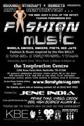 SOUND THERAPY & SWEETS Present: Fashion Phenomenon 2011