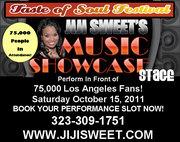 JIJI SWEET'S TASTE OF SOUL LOS ANGELES 2011