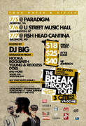 """BILLY LYVE OPENING FOR JOE BUDDEN IN """"THE BREAKTHROUGH TOUR"""", JULY 7TH!"""