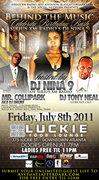 DJ Nina 9's (from Sirius/XM) Welcome To Atlanta Birthday Celebrate @ Luckie Lounge