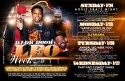 DJ Dr. Doom's LEO WEEK in Jacksonville, FL