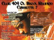 Club 404 Ol Skool Reunion Cassette #7