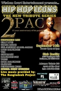 WISDOM COURT ENT. PRESENTS...HIP HOP ICONS - THE NEW TRIBUTE SERIES - 2PAC
