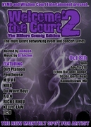 WELCOME 2 THE COURT, THE BMORE COUNTY EDITION, OCT. 8TH @ ECHOS