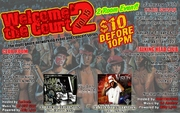 Welcome 2 the Court, Vol. 15! 2 ROOM EVENT! Jan. 19th at Sonar!