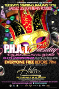 P.H.A.T. TUESDAYS ATL @HARLEM NIGHTS (201 COURTLAND AVE.ATL, GA 30303) NEW ORLEANS IN THE ATL!!!