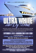 ULTRA WHITE LABOR DAY WEEKEND BOAT PARTY