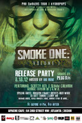 SMOKE ONE: VOL. 1 RELEASE PARTY