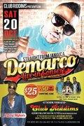"""Demarco """"Live in Concert"""""""