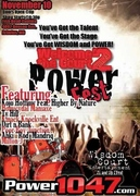 """""""Welcome 2 the Court, Vol. 24 Power Fest"""", Nov. 10th @ Fish Head Cantina!"""