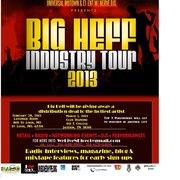 Big Heff Industry Tour hits St Louis, MO & Jackson, TN