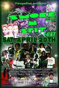 2nd Annual Smoke N Spit Fest