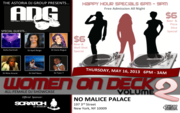 ADG: Women On Deck Volume 2 (Sponsored by Scratch DJ Academy)