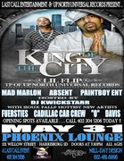 king of the city tour 2013