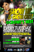 SHOW UP & SHOW OUT JUNE 18TH