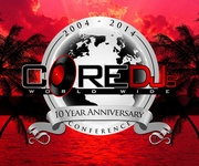 The Core DJ's 10 Year Anniversary Conference in Miami