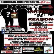 "OLGurban.com Presents ""Rhyme 'N Reason"" Talent Competition"