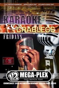 FRIDAYS @ATLANTA'S ALL NEW 112 MEGAPLEX IT'S KARAOKE & CRAB LEGS STARTING @5PM!!!