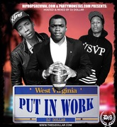 """PUT IN WORK"" MIXTAPE RELEASE DATE"