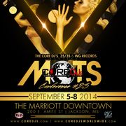 The Core DJ's, 35/35, & WG Records present The Core DJ's #23 #MOTS