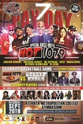 9/20 PAY USA's BET HIP-HOP AWARDS CELEBRITY BASKETBALL GAME FEATURING HOT 107.9'S HOT-SHOTS VS 2CHAINZ STREET EXECS ALL-STARS @MetropolitanCollege !!