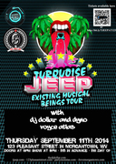 Turquoise Jeep Records, DJ Dollar & Dyno, Voyce Atlas at 123