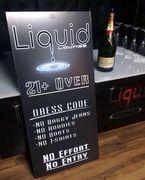 DJ DOLLAR AT GRAND OPENING OF @LIQUIDLOUNGEWV THIS THURSDAY