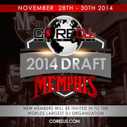 The Core DJ's Draft 3 (Memphis) POWERED by GODNENT