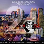 The Core DJ's Retreat 24 in Atlanta, GA #Core24