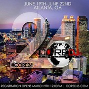 The Core DJ's Retreat 24 in Atlanta, GA #Core24