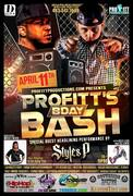 Billy Lyve & iLL Luck Opens for Styles P April 11th at The Vanity Room!