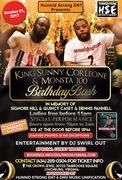 Hunnid Strong Ent Birthday Bash with VIP Boyz