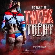 TWERK OR TREAT Halloween Party