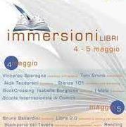 A Roma IMMERSIONE LIBRI: due giorni per tuffarsi nella lettura