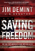 """Book Signing and Fundraiser with Senator Jim DeMint (RSC) Author of """"Saving Freedom"""""""