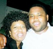 Vi and Anthony Anderson