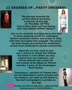 12 Degrees of Dresses!