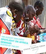 SEMINAR & MARKETPLACE:  SPOTLIGHT ON AFRICA