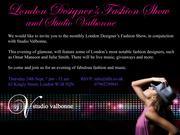 London Designers Fashion Show @ Studio Valbonne5