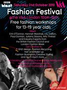 BBC Blast & V&A Fashion Festival