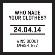 Fashion Revolution Day 24/04/2014