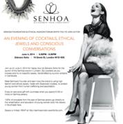Senhoa Launch in London - 4th of June, 6.30 PM