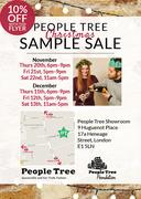 People Tree Sample Sale